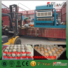 henan zhengzhou FY small paper egg tray manufacturing making machine with whole production line