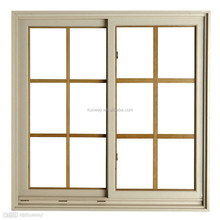 Aluminium Sliding Window with Mosquito Screen