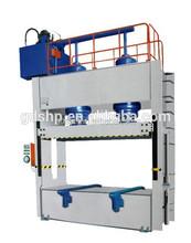 HSP-C400T plywood cold pressing machine/wooden door cold press