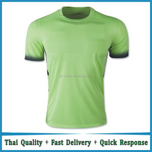 Football shirt maker suctom soccer jersey China wholesale