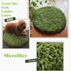polyester shaggy microfiber long hair dog rug wholesale