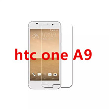Customized HTC ONE A9 screen protector tempered glass film with OEM
