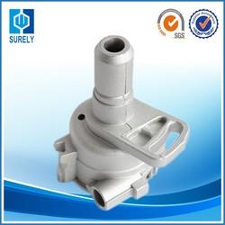 cnc precision machining parts aluminum injection die casting