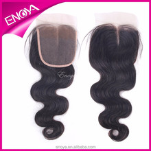 New product 2015 best selling cheap factory price human hair silk based lace closure