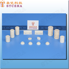 STCERA High Purity Alumina Bolt Zirconia Ceramic Screw