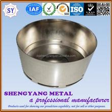 DongGuan produce Professional High Quality metal spinning parts,Oem metal deep drawing parts