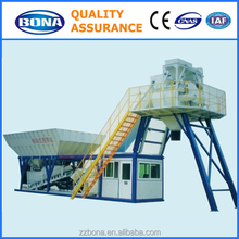 Good Stability & High Efficiency HZS40 used mobile concrete batching plants