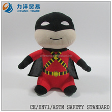 Plush dolls superman/batman/Justice League for kids, Customised toys,CE/ASTM safety stardardP