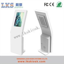 Touch Kiosk Machine With Multi Touch Screen