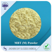 M MBT Powder Oiled Rubber Rubber Chemical Accelerator