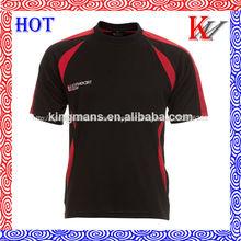 venta al por mayor de sublimación camiseta de fútbol imprime el nombre