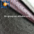 La piel de avestruz de cuero del pvc material para hangbag/de pvc de cuero fabricante desde 1
