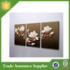 Jinhuoba Supplier Resin Flower 3D Home Wall Decoration