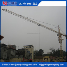 CE passed 6 ton capacity tower crane for sale