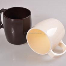 PP food grade plastic coffee mug