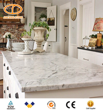 pure nature marble stone countertops dishwasher for kitchen use