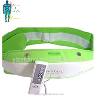 body care slimming massage belt with heating function