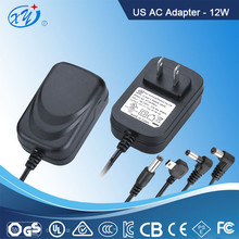 UL ac dc power adapter with UL/cUL/IC approval