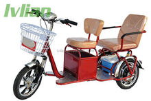 2014 high quality and best price electric tricycle used for india