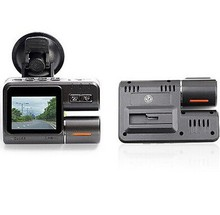 AV Terminal driver recorder hd car dvr camera I1000 2CH