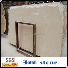 Whole Sell Natural Cream Marfil Marble Slab