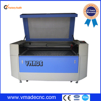 wooden arts and crafts making machine for sale co2 laser engraving and cutting machine