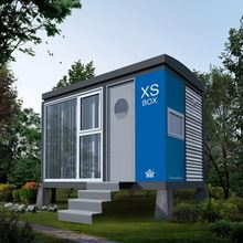 2015 CE NEW container house with wheels