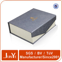 custom cardboard package design magnetic gift boxes wholesale