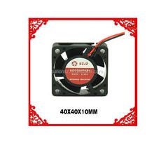 Industrial Coolig Fan 12v DC Electric Fan Motors 40X40X10mm