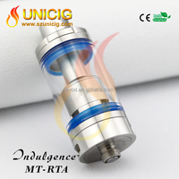 Authentic rta electronic cigarette Indulgence MT-RTA 510 atomizer 2015 rda / rta