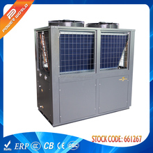 Factory deirect sale high cop heat pump for apartment evi system low temperature heat pump