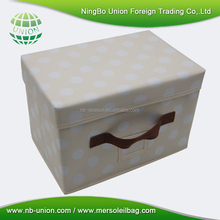 foldable organize box