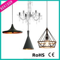 17years Professional China Factory Manufacture Pendant Light/Chandelier/Hanging Lamp For Home Decoration BSZ-1164