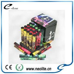 Disposable E-cigarette e shisha pen 500 puffs portable eshisha with various flavors