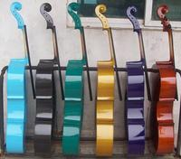 China Taixing Cheap Price Colour Plywood Student Cellos For Sale