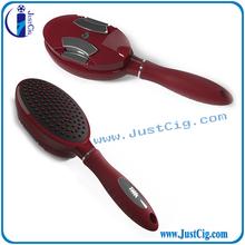 My girl detangling parts of travel plastic JMS A plastic foldable hairbrush