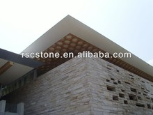 Chinese beige cultural slate tile