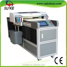UV printer case, pens, Wedding bottle printing machine
