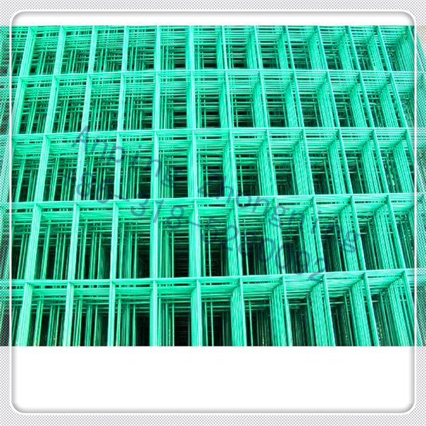 Pvc Coated Welded Wire Mesh Panels/green Metal Mesh Panel/ Welded ...
