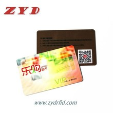 Ntag 203/213/215/216 rfid NFC blank card smart card with chip