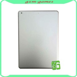 High quality WIFI version back metal housing battery door cover case rear housing replacement phone cases for ipad AIR