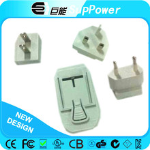 5v 3a dc medical interchangeable power adapter with UL/CUL GS CE SAA FCC approved (2 years warranty)