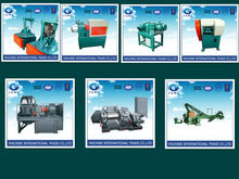 waste tyre recycling machine system