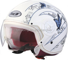 ECE approve open face helmet
