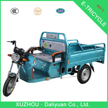 three wheel motorcycle rickshaw tricycle electric adult agricultural tricycle for cargo