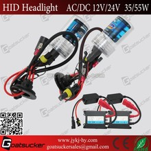 New product hot selling led hid headlight kit 33w high bright h4 hid kit 2015