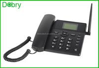 Durable CDMA wireless desktop phone fwp with 12 Chord Ring(Music ring tone)(800mhz Ruim/non-ruim optional)