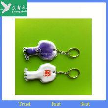 Cheap Promotional Custom Led PVC Keychain,PVC Led Keychain,Led PVC Keyring Supplier