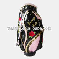 QD-85402 Fashional design your own golf bag