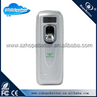 H198-A LCD battery operating air freshener refillable air freshener